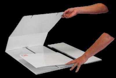 bureauverhoger StandUpBox plat