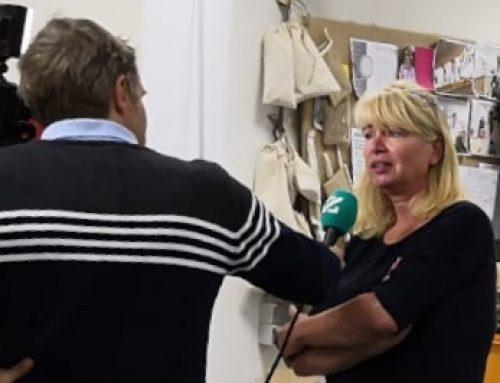 Interview met Anette op RTL-Z